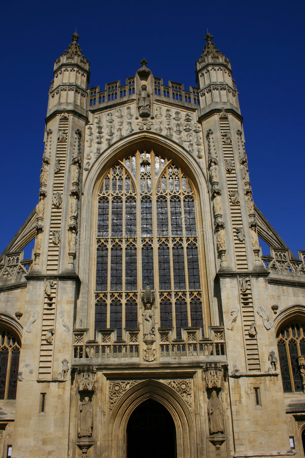Download Main Entrance Door stock photo. Image of abbey, relief - 5978998
