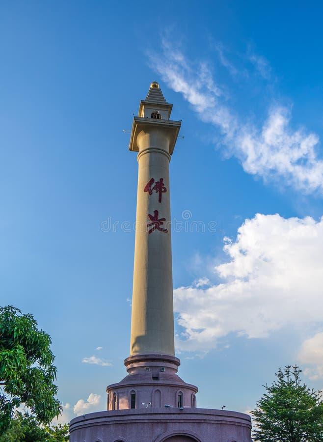 Main Gate in Fo Guang Shan Buddha Museum. Main Gate in the Fo Guang Shan Buddha Museum stock images