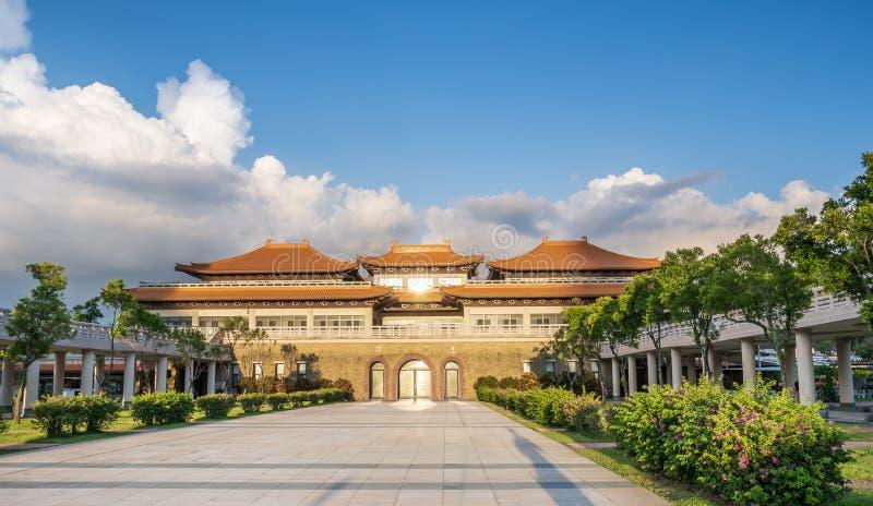 Main Gate in Fo Guang Shan Buddha Museum. Main Gate in the Fo Guang Shan Buddha Museum stock photo