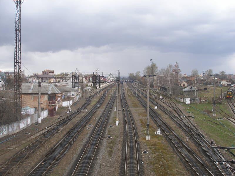 Main lines of Ivano-Frankivsk