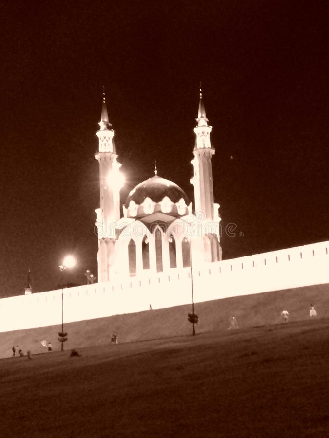 main mosque royalty free stock photography