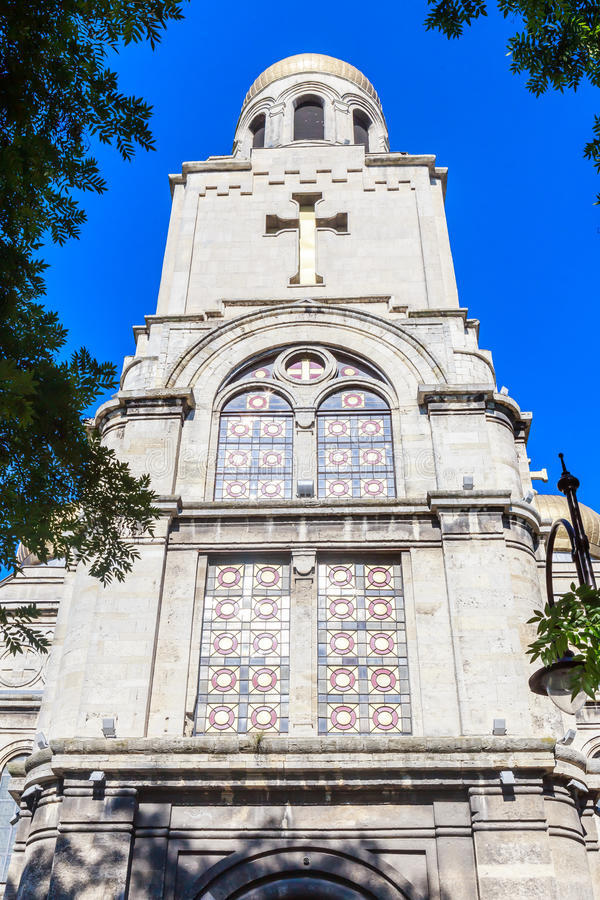 Download Main Orthodox Cathedral Of Varna City In Bulgaria Stock Photo - Image: 83711868