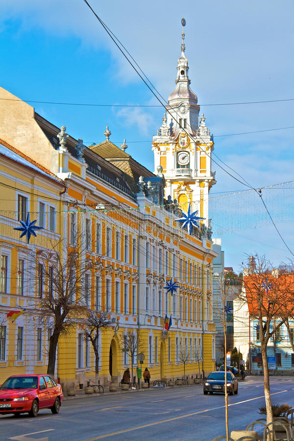 Download Cluj-Napoca city editorial stock photo. Image of cluj - 30125208