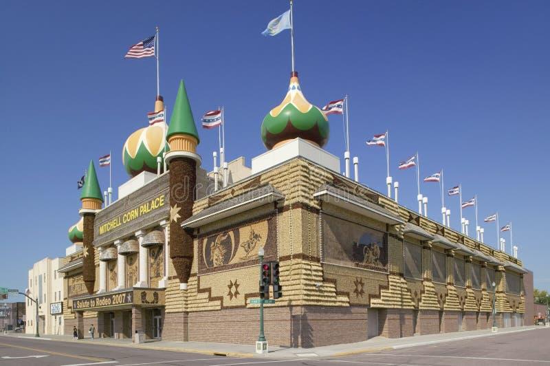 Main Street view royalty free stock image