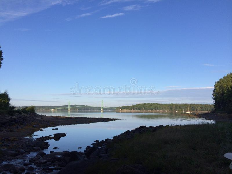 Maine στοκ εικόνα