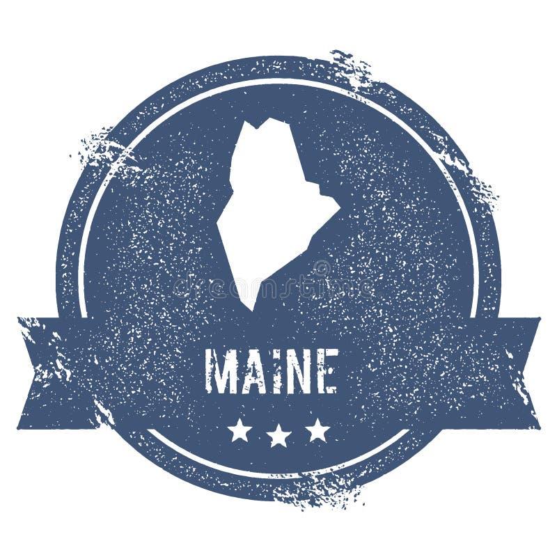 Maine ocena ilustracji