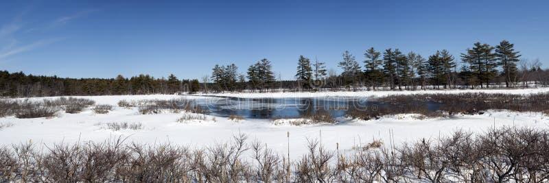 Maine rurale immagine stock libera da diritti