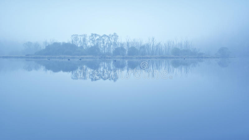 Download Mainland on the horizon stock photo. Image of early, distant - 22651238