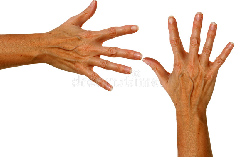 Download Mains image stock. Image du contact, extension, ouvert - 745435