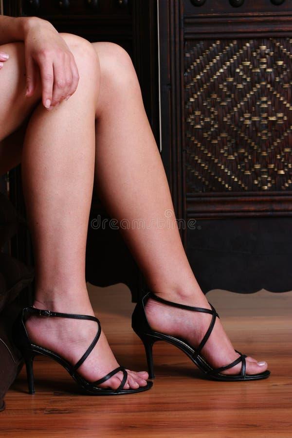 Mains et pieds images stock