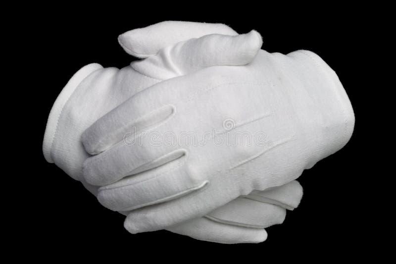 mains retenues photographie stock libre de droits