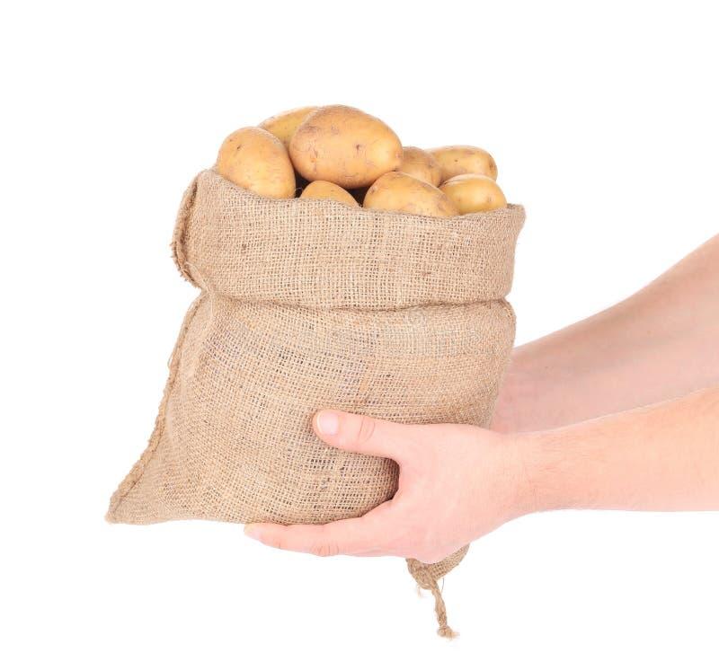 """Résultat de recherche d'images pour """"main tenant un sac pomme de terre"""""""