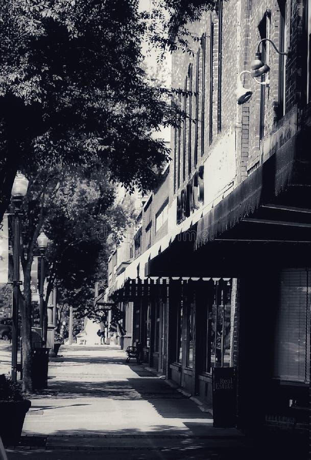 Mainstreet стоковые фото