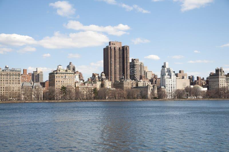 Maintenant ville de York, Central Park photo stock
