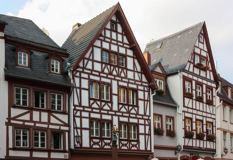Mainz, Deutschland stockfoto