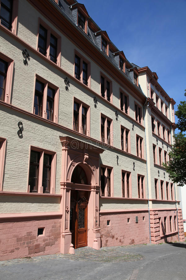 Download Mainz, Germany stock photo. Image of vintage, apartment - 23332430