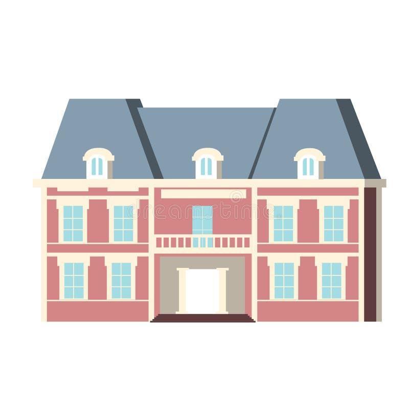 Mairie royalty illustrazione gratis