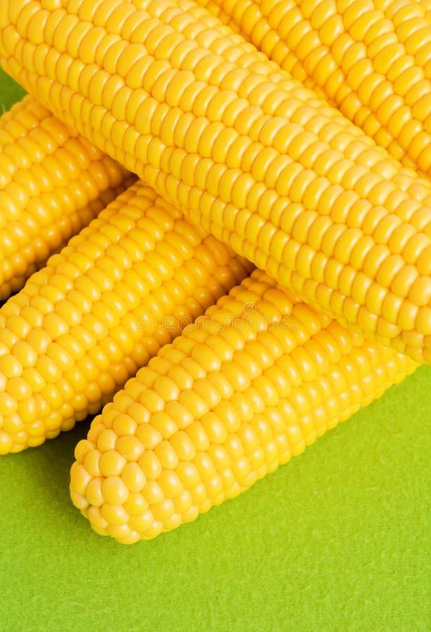 Mais auf Pfeiler lizenzfreies stockfoto