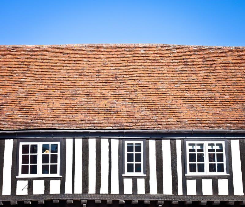 Maison anglaise photographie stock libre de droits
