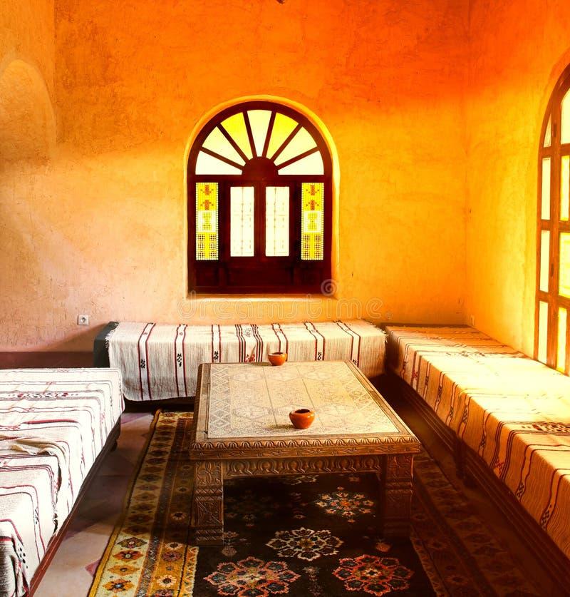 Maison arabe photo libre de droits