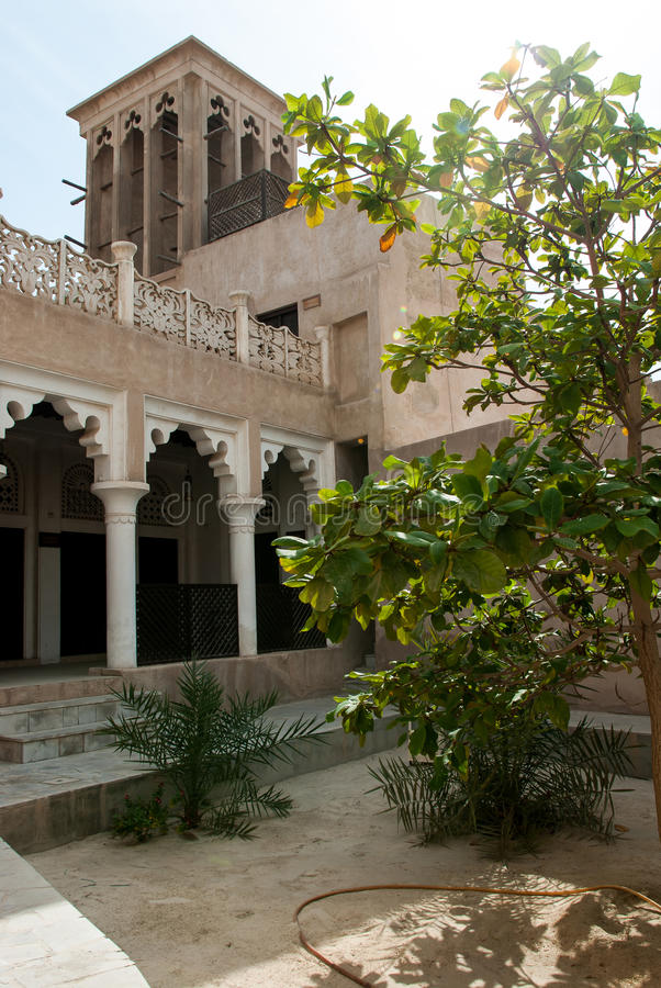 Maison arabe typique photo stock image du architecture for Architecture maison arabe
