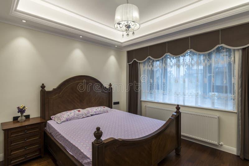 Maison confortable et rang?e photo libre de droits