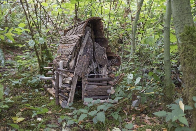 Maison Coquitlam de Gnome, AVANT JÉSUS CHRIST image libre de droits