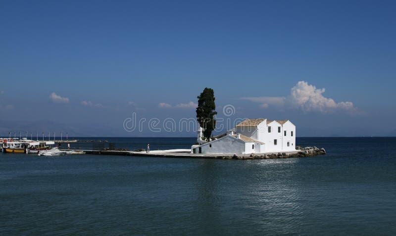 Maison d'île photos libres de droits