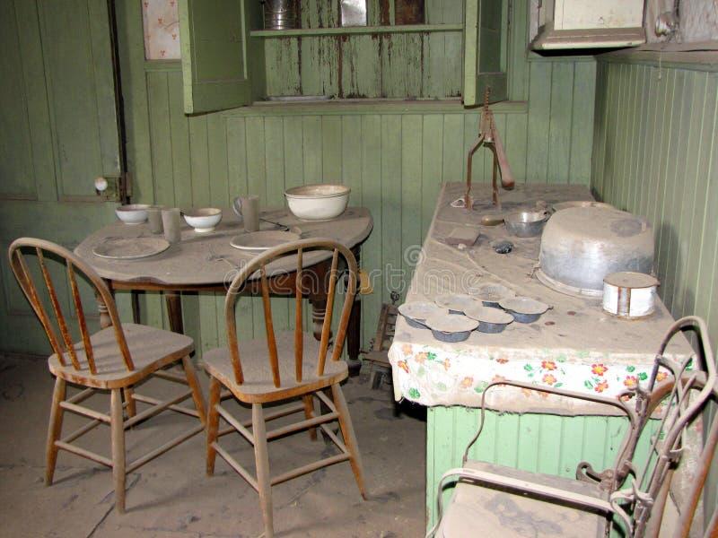 Maison d'ordinateur de secours de Bodie photographie stock libre de droits