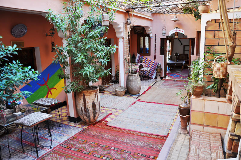 Maison de Berber photos stock