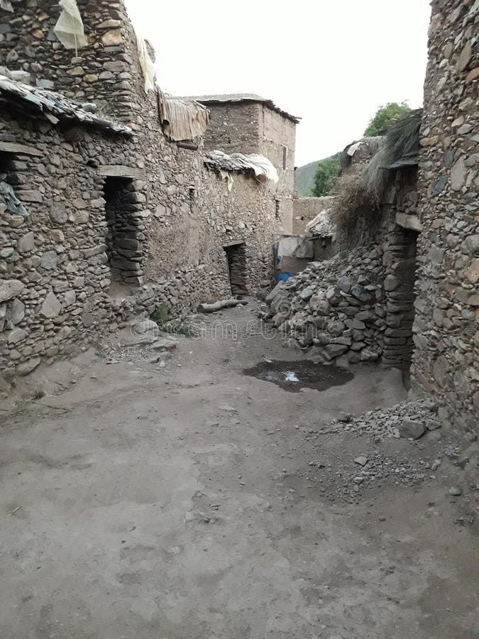 maison de berber photo libre de droits