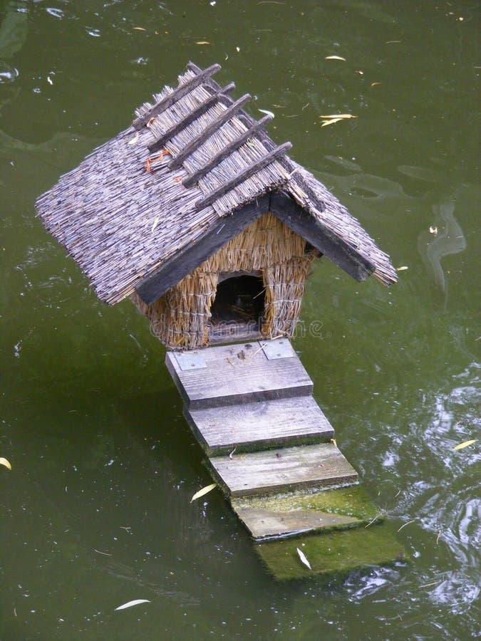 maison de canard image libre de droits