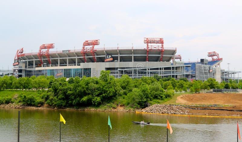 Maison de champ de LP de Tennessee Titans photo libre de droits