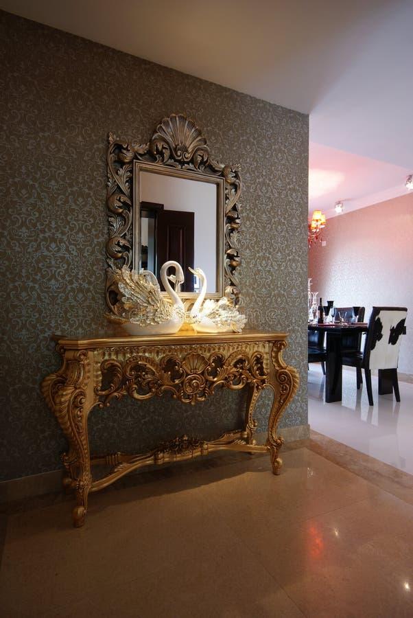 maison de décoration photo libre de droits