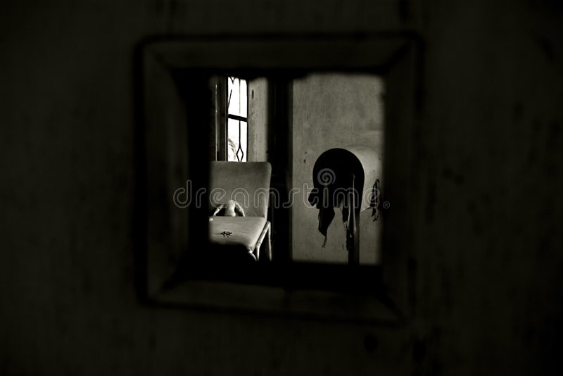 Maison de fous #05 image stock