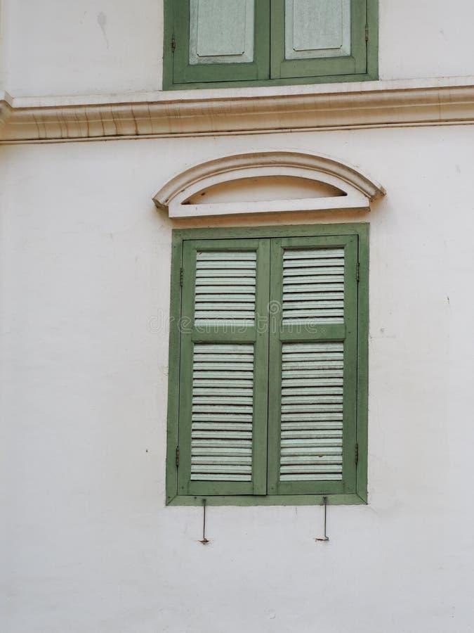 Maison de gouvernement de bâtiment historique : KHUM CHAO LUANG image libre de droits