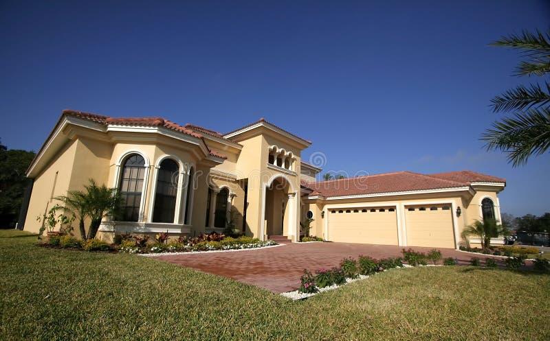 Maison de la Floride photo libre de droits