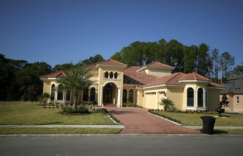 Maison de la Floride image libre de droits