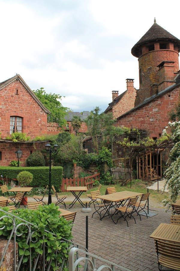 Download Maison DE La Ramade DE Friac, Collonges-La-Rouge (Frankrijk) Stock Foto - Afbeelding bestaande uit mooi, historisch: 54075600