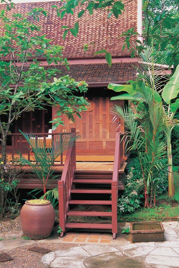 Maison de luxe, Thaïlande photos libres de droits