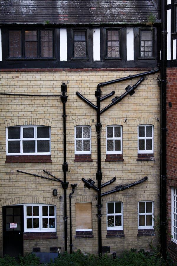 Maison de Manchester photos libres de droits