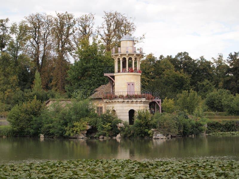 Maison de Marie Antoinette à Versailles photos libres de droits