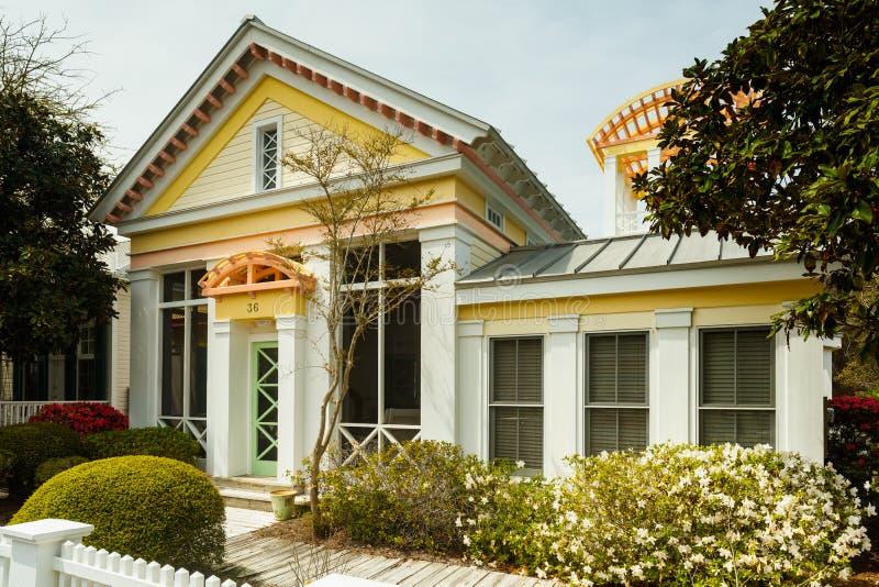 Maison de Panhandle de la Floride photo stock