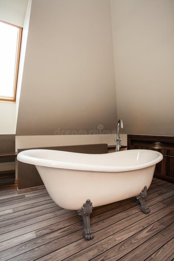 Maison de pays - bain initial photos libres de droits
