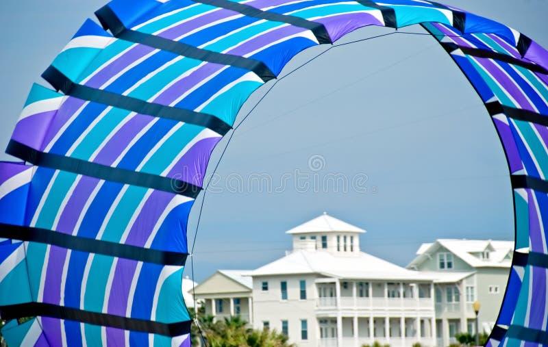 Maison de vacances photographie stock
