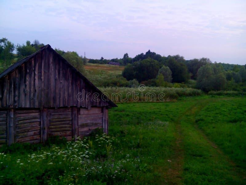Maison de village photos libres de droits