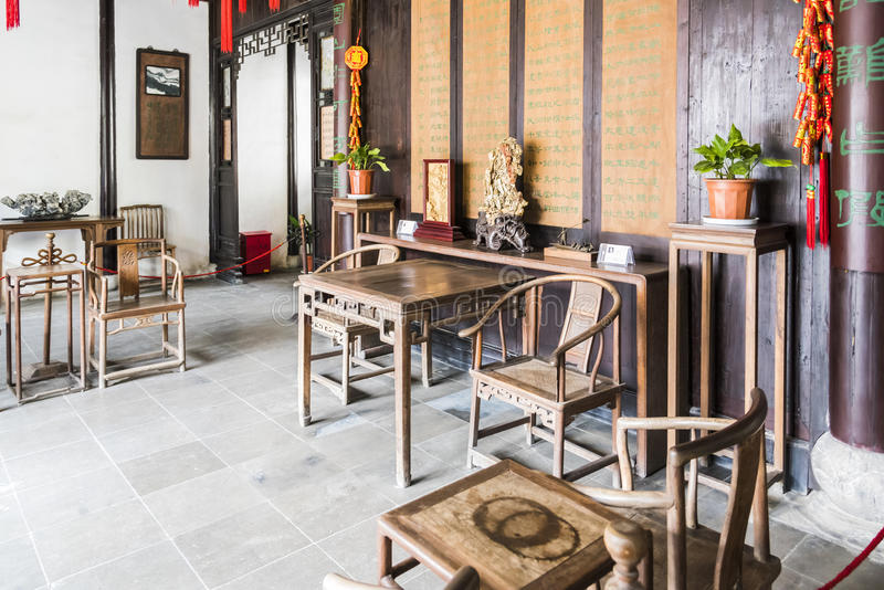 Maison de Yangzuo photos libres de droits