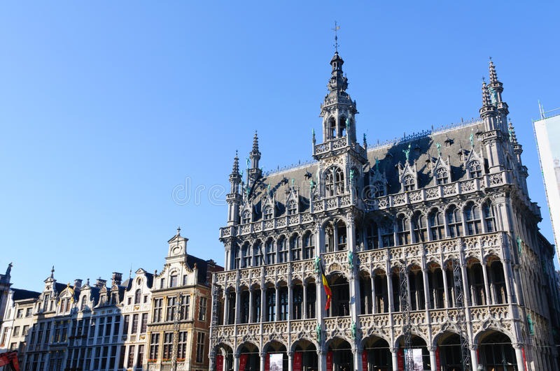 Download Maison Du Roi At Grand Place In Brussels, Belgium Stock Photo - Image: 25438790