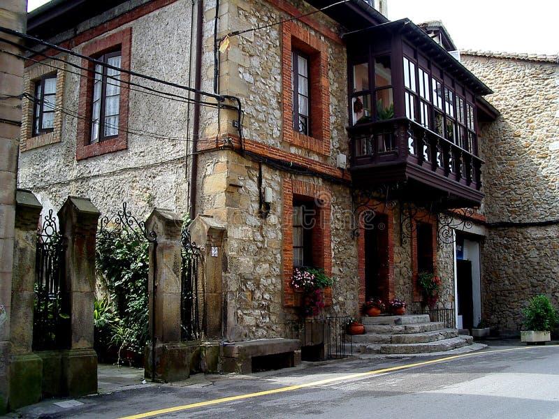 Maison espagnole image stock