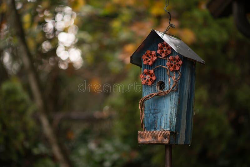 Maison faite maison photo libre de droits